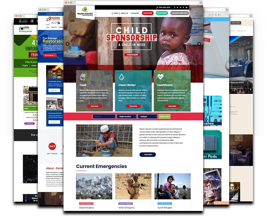 Client Wbsites Page image 2